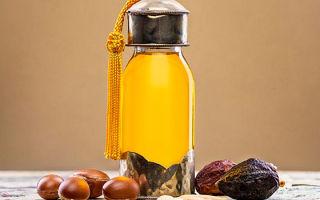 Аргановое масло для укрепления и роста ресниц