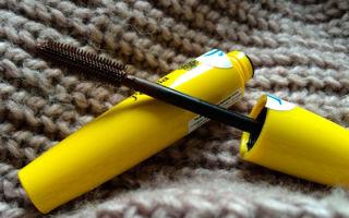 Обзор туши для ресниц с силиконовой кисточкой