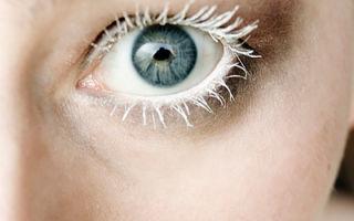 Белоснежные ресницы — секреты макияжа и подбора