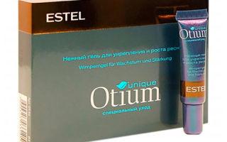 Гель Эстель Отиум для роста и укрепления ресниц: свойства и эффективность