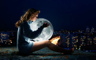 Лунный календарь: благоприятные дни для наращивания ресниц