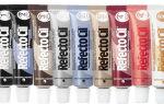 Преимущества краски для ресниц и бровей Refectocil