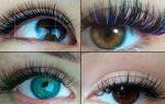 Какие нарощенные ресницы для каких глаз лучше всего подходят