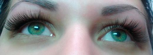 зуд глаз после наращивания