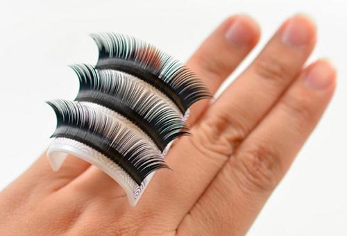 как использовать кольцо для ресниц