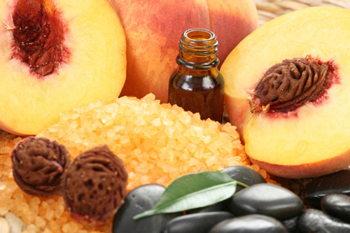 абрикосовое и оливковое масло